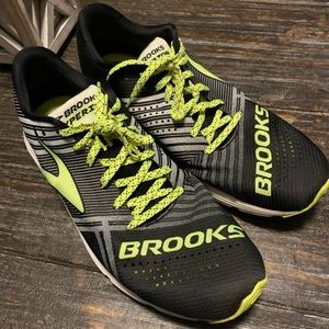 Brooks Hyperion Sneakers Women's Size 11.5 Black